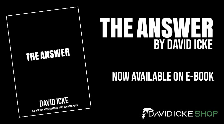 The Answer – Now Available As An E-Book