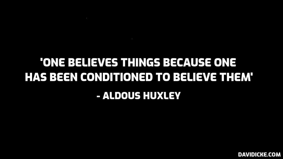 Rare Video of `Brave New World` Author, Aldous Huxley, From 63 Years Ago