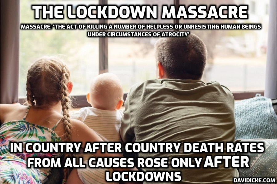 The Lancet: Lockdowns Causing 'Substantial Collateral Health Damage'